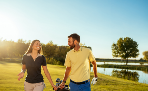 Our Valentine's Day golf offers - Open Golf Club