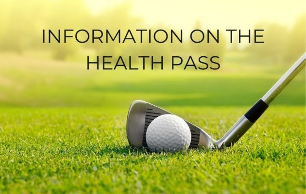 Information on the health pass in the Golf des Yvelines